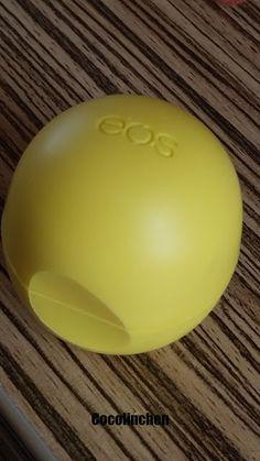 Cocolinchen : Mein Tipp für Euch der eos lip balm mit LSF 15