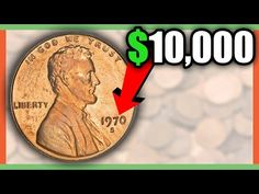 1971 RARE PENNY COINS TO LOOK FOR IN YOUR POCKET CHANGE - VALUABLE COINS IN CIRCULATION!!! - YouTube