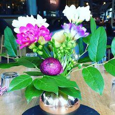 Flowers of the day 🌻🌺🌸🌼🌷🌹 #Mittwochs #coffeebreak #berlin