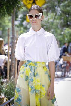 Lela Rose Primavera/ Verão 2017, Womenswear - Desfiles (#26794)