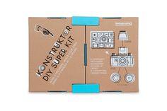 Konstruktor Super Kit · Tienda Lomography