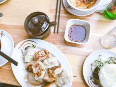 "Lon-Men's Noodle House / Finding Berlin - ""14 Perfect Berlin Summer Snacks"" - 20150708"