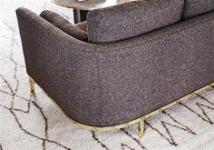 Curved Back Sofa by Lawson-Fenning | sordoni-indoors.com