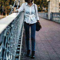 La chemise blanche : une pièce indispensable !