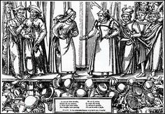 Elizabethan players spent most of their year on tour playing wherever they could erect a stage.