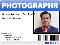 Make your own ID card, press pass, name tag, or any other kind of ...
