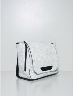 Florian Denicourt sacoche bag white