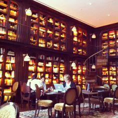 The NoMad Hotel in New York, NY - Outstanding bar program Nomad Hotel, James Beard Award, York
