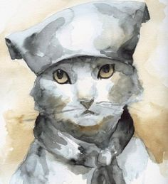 Les Mews - French Revolution Kitty