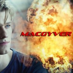 HEY GUYS! Check out some of our amazing screen art on MacGyver!!!! Tonight on CBS!!!!