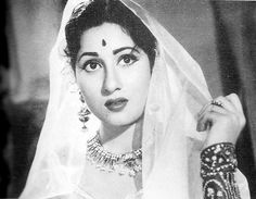 Madhubala..this picture of her ..is just beauty beyond words..