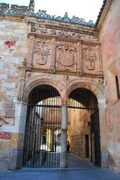 Escuelas Menores,  Salamanca   Spain