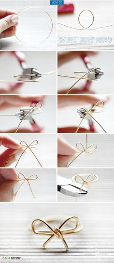 20 Great DIY Bracelets and Rings Tutorials