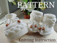 Ravelry: Cable Baby Set pattern by Elena Mitchell