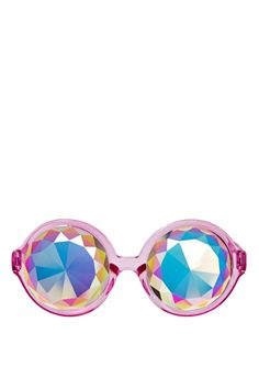 Nasty Gal  Holes Classic Shades - Pink
