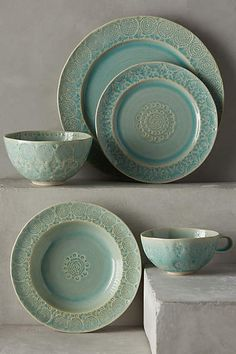 Old Havana Dinnerware - anthropologie.com