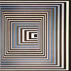 The term OP ART is a shortening of a style of art known as Optical Illusion Art. The definition of Op Art (according to Art Lex ) is; Victor Vasarely, Op Art, Illusion Kunst, Illusion Art, Optical Illusion Quilts, Optical Illusions, Kunst Poster, Poster Prints, Art Prints