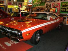 1971 Hemi Challenger R/T with Powered Sunroof & Shaker Hood - This is reportedly the most expensive 1971 Challenger built. Dodge Challenger Hemi, Chevy, Chevrolet, Dodge Muscle Cars, Dodge Chrysler, American Muscle Cars, Man Stuff, Hot Cars, Plymouth