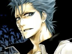 Jaegerjaques Grimmjow - Bleach © Kubo Tite