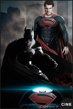 El nuevo tráiler de Batman Vs Superman se estrena el 11 de julio en la Comic Con 2015