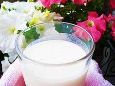 Articolo I rimedi naturali: latte detergente fai da te