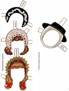 Paper Dolls~The Blonde Series - Bonnie Jones - Picasa Albums Web