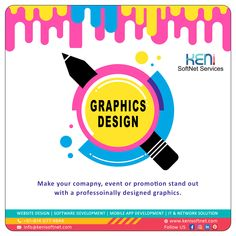Make your comapny, event or promotion stand out with a professoinally designed g. by Endorse Mobile Application Development, Software Development, It Service Provider, Web Design, Graphic Design, Network Solutions, It Network, Social Media Marketing, India Poster