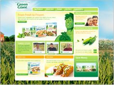 Green Giant by Bolin Marketing