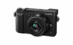Panasonic Announces LUMIX GX85 Compact Mirrorless Camera with 4K Photos and 5-Axis Stabilization