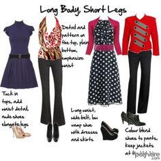 Long Body, Short Legs, Wardrobe Therapy, Imogen Lamport