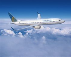 continental airlines domestic