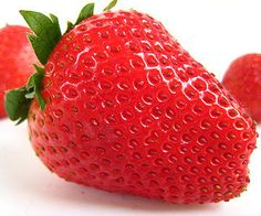 Bursting with B and C vitamins, strawberries are a treat for babies older than nine months.