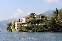 Amazing Italian wedding venue: Villa Balbianello