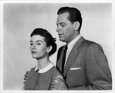 William Holden & Maggie MacNamara
