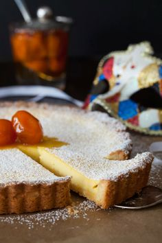 Lemon-Cream Tart with