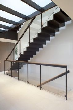 Russian Hill   Modern   Staircase   San Francisco   By John Maniscalco  Architecture