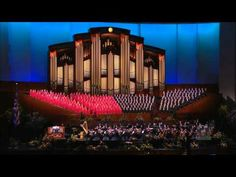 """He's Got the Whole World in His Hands"" by the Mormon Tabernacle Choir    More LDS Gems at:  www.MormonLink.com"