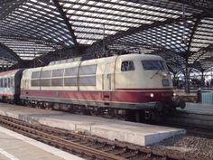 Köln Trains, Bahn, Train Tracks, Train Station, Berlin, Retro, Europe, Landscape Pictures, Mid Century