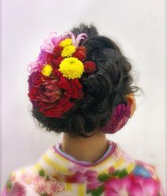 この画像は「【長さ別】振袖に合う成人式の髪型アレンジカタログ」のまとめの9枚目の画像です。