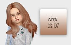 Wings OS1107 - Toddler Version ♥ [SimFileShare]clipping issues