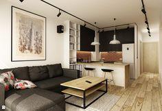 Salon - Styl Industrialny - design me too