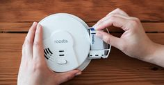 Connected-battery maker Roost announces two new low-cost smart smoke alarms  |  TechCrunch