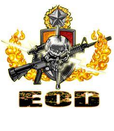 767th EOD Explosive Ordnance Disposal Company Shirt