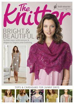 The Knitter №99 2016 - 轻描淡写 - 轻描淡写