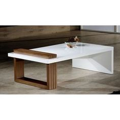 "The original coffee table, typically, is a normal table with shorter legs to make the table lower to the floor. It's not clear when term ""coffee table"" began Coffe Table, Coffee Table Design, Modern Coffee Tables, Table Furniture, Modern Furniture, Home Furniture, Furniture Design, Center Table Living Room, Dining Room"