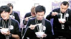 千葉ドグうどん美味しい ドグメチャ美味しー  #jleague #sanfrecce  #hiroshima #千葉和彦 #ドウグラス #instagood  #instadiary  #instalike  #instamood  #instalove  #instafollow  #follow #photo #サンフレッチェ広島 #うどん by kataoka27