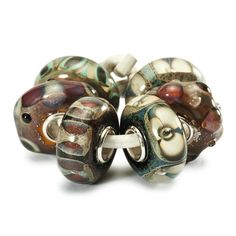 """""""Rocky Beach Kit"""" from the Spring 2013 Trollbeads Collection"""