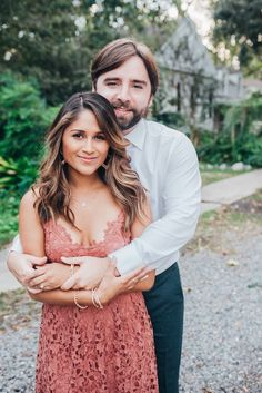 Haute Off The Rack, New Orleans blogger, Louisiana blogger, women's fashion, Engagement Pictures, Engagement Picture Ideas, What to Wear for Engagement Pictures, Rose Lace Midi Dress, Crystal Y-Necklace, Kendra Scott Earrings, Modern Slim Fit Trousers, Trim Fit Dress Shirt, His and Her Engagement Outfits, Engagement Picture Hair Ideas, Wedding Inspiration, Kendra Scott Jewelry, Fall Fashion, Kendra Scott Collection, Blogger Style