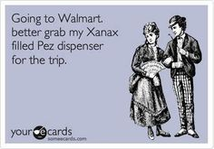 Walmart/Xanax