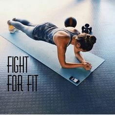 Fight for fit - #gainage du #corps